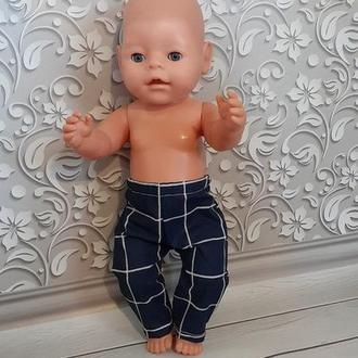 Штаны для кукол Беби Борн.