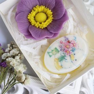 Подарочный набор сувенирного мыла