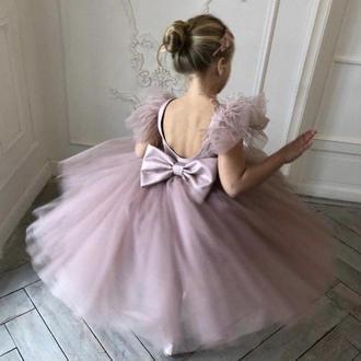 Детское нарядное платье Микки