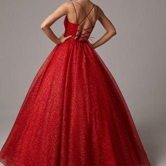 Пышное платье La Novale 002
