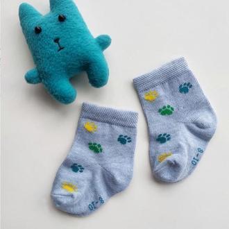 Детские носки для малышей. Размер 8-10 (12-17)