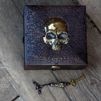 "Шкатулка ""Skullbox"""