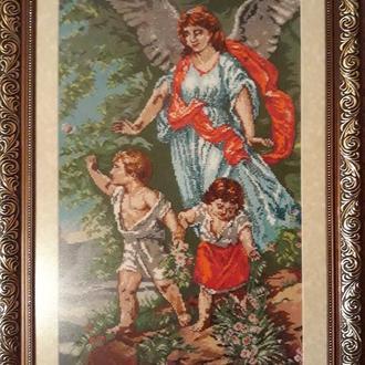 Ангел оберегает детей