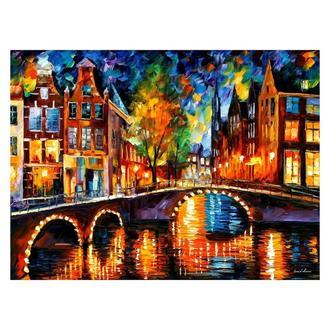 Набор для рисования по номерам Красочный Амстердам VS 017