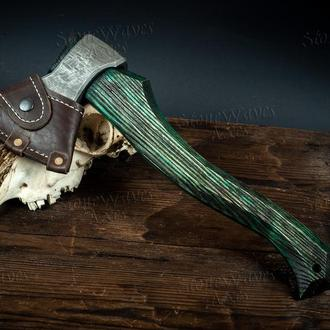 Топор ручной работы, Кованый топор, Томагавк, Топор викингов, Сокира ручної роботи, Кована сокира