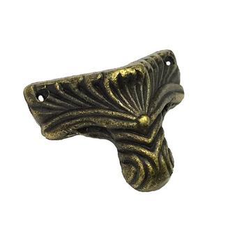 Ножка для шкатулки 31х21мм античная бронза 4 шт.