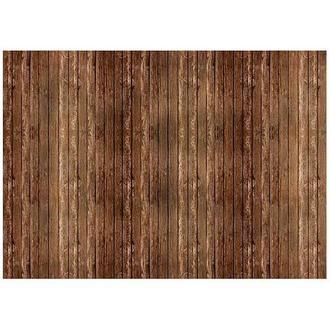 Бумага для декупажа 21х30 см Фон досточки коричневыые
