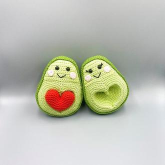 Влюбленные авокадо