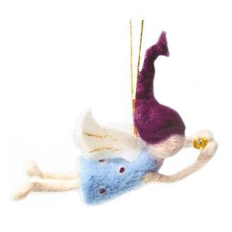 Набор для валяния игрушки Летящий ангел В-29