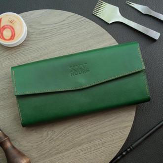 Женский кошелек (Зеленый) Buttero