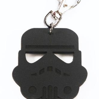 Кожаный брелок Штурмовик из Star Wars от мастерской Wild
