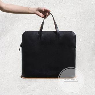 Кожаная сумка 033