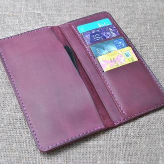Красивый чехол для мобильного телефона из натуральной кожи H04-800