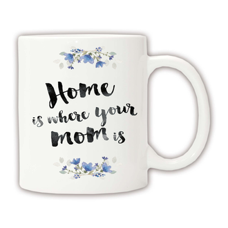 Кружка Mom is home