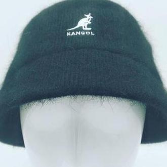 Панама kangol (ангоровая) черный.57-58р.