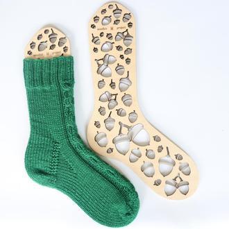 Блокираторы (блокаторы) для носков - Желуди