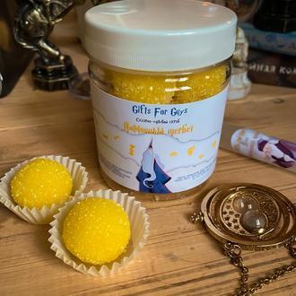 Сахарно-солевой скраб для тела «Лимонный щербет» 200 мл