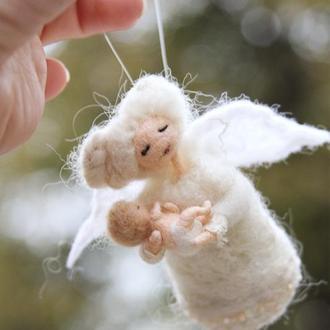 Ангел хранитель. Оберег, талисман, игрушка.