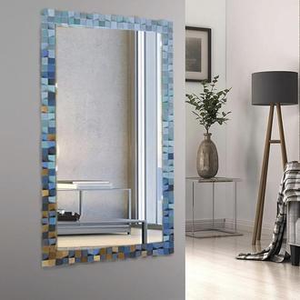 Зеркало из кубиков