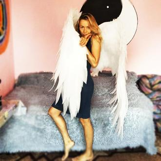 Танцевальные крылья ангела