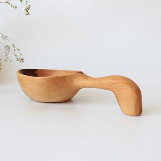 Кукса/чашка з дерева