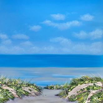 Интерьерная картина Жаркий день на море