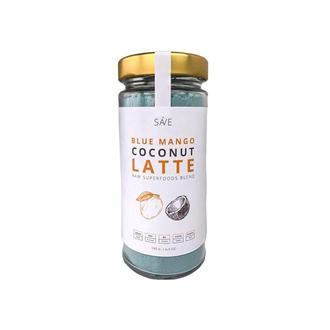 BLUE MANGO COCONUT LATTE | raw смесь суперфудов, 200 g