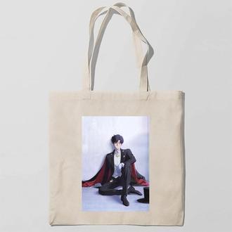 Эко-сумка, шоппер с принтом повседневная Sailor Moon Сейлор Мун-Такседо Маск Tuxedo Mask