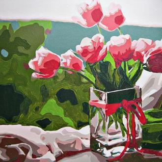 картина,красками