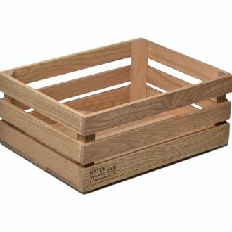 Дерев'яний ящик Naturwood (40х30х17 см)