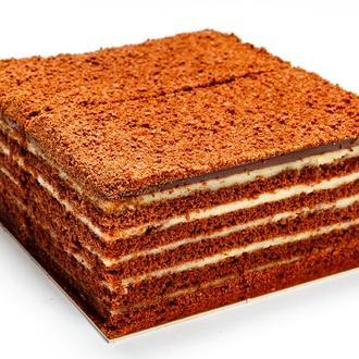 Торт Від Юрка Вербила Чеський шоколадний 250г 2 шматки