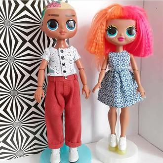 Одежда для  куклы Лол OMG(мальчик)