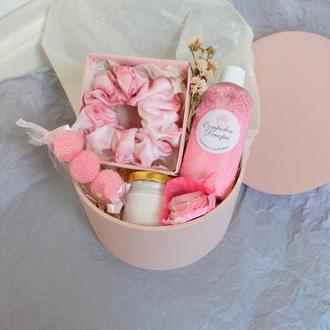 """Подарочный набор """"Нежность"""", подарок девушке,подруге, сестре, на день рождения"""