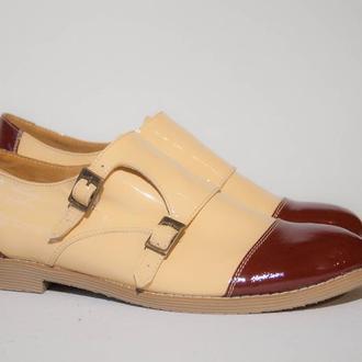 """Обувь ручной работы. Модель """"монки"""""""