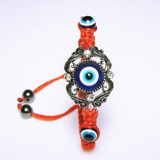 Модный браслет от сглаза-  винтажный стиль