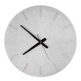 Часы из бетона  Сеул