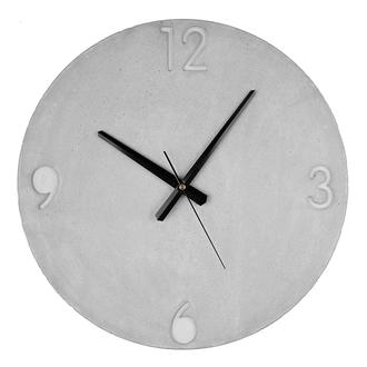 Часы из бетона Копенгаген