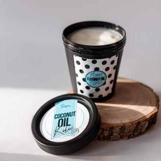 Натуральное кокосовое масло Sapo