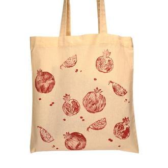 Сумка шоппер Garnet red
