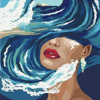 """Картина по номерам """"Океан мыслей"""" 40х50"""