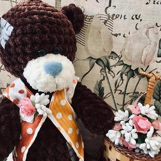 Плюшевый мишка Тедди жених