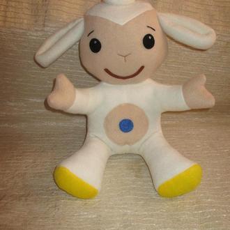 """Мягкая игрушка овечка из м/ф """"Тини Лав"""""""