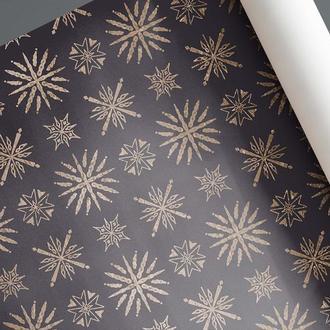 Дизайнерская бумага односторонняя А4  Christmas-Digital-Paper-Rose-Gold-4