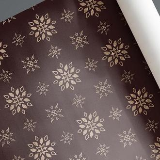 Дизайнерская бумага односторонняя А4  Christmas-Digital-Paper-Rose-Gold-6