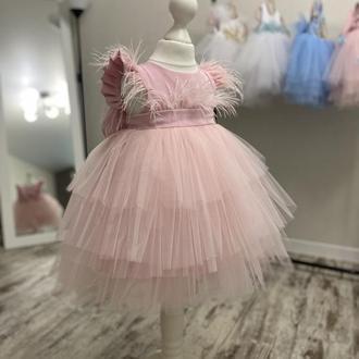 Пышное платье для девочкиина годик