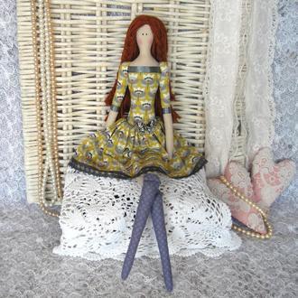 Кукла в стиле Тильда  Сюзана