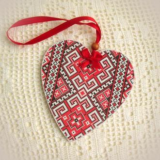 """Украинский сувенир """"З Україною в серці"""""""
