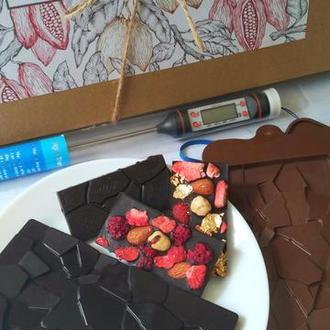 Набор для приготовления натурального шоколада