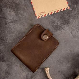 Затискач для купюр «Monti» коричневий