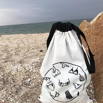 Органайзеры для поездок на море, мешочек для нижнего белья, одежды, подарок путешественнику